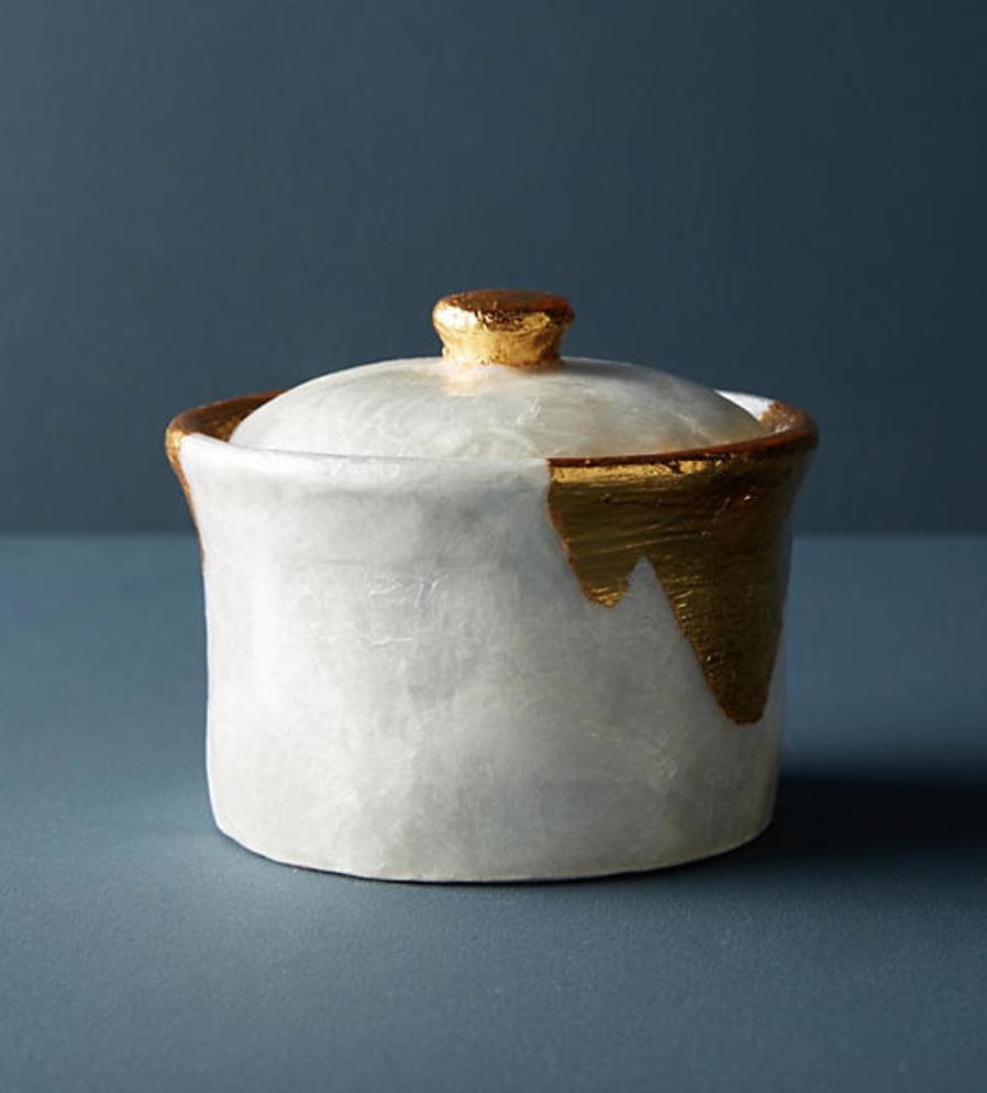 Anthropologie : Ursula Sugar Pot , $20.00