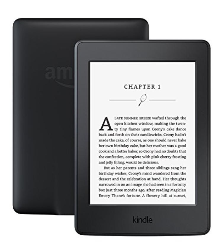 Kindle Paperwhite E-reader , $99.99