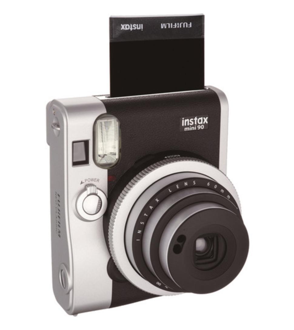 Fujifilm INSTAX Mini 90 Neo Classic Instant Camera  , $124.95