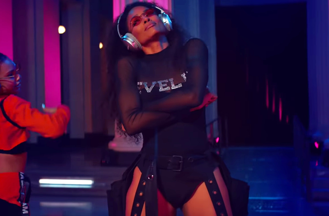 "Photo from Ciara's ""Level Up"" Video"