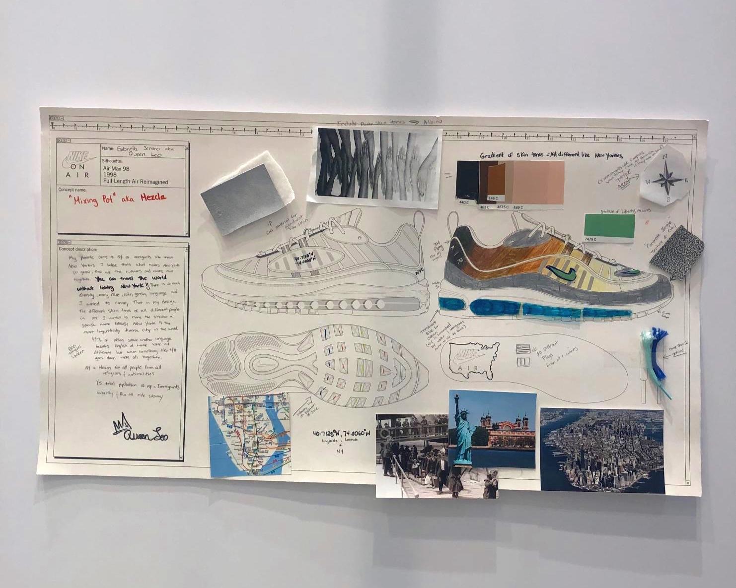 Gabrielle Serrano's Design Board