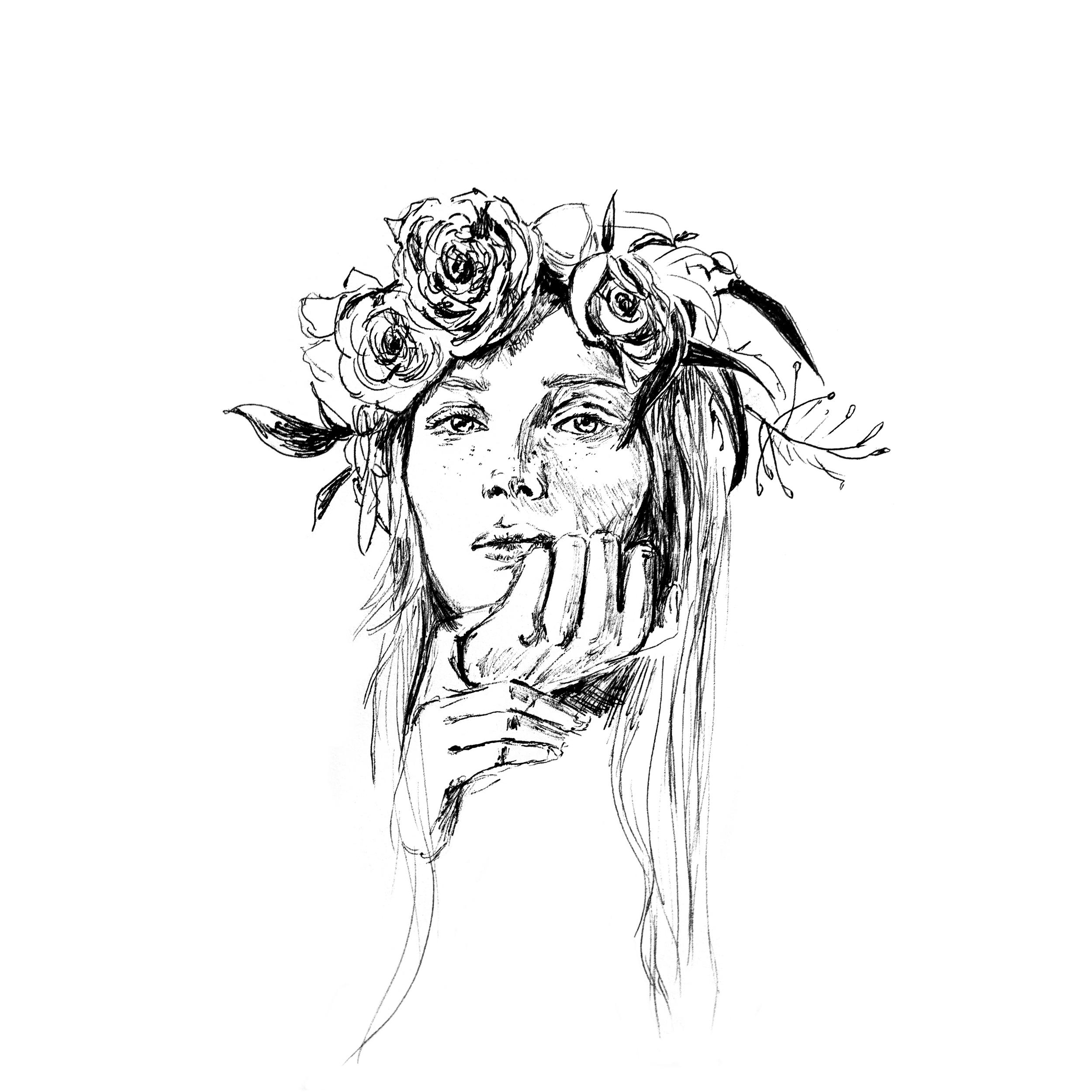 girl flowers in hair_Rianne Van Rompaey.jpg