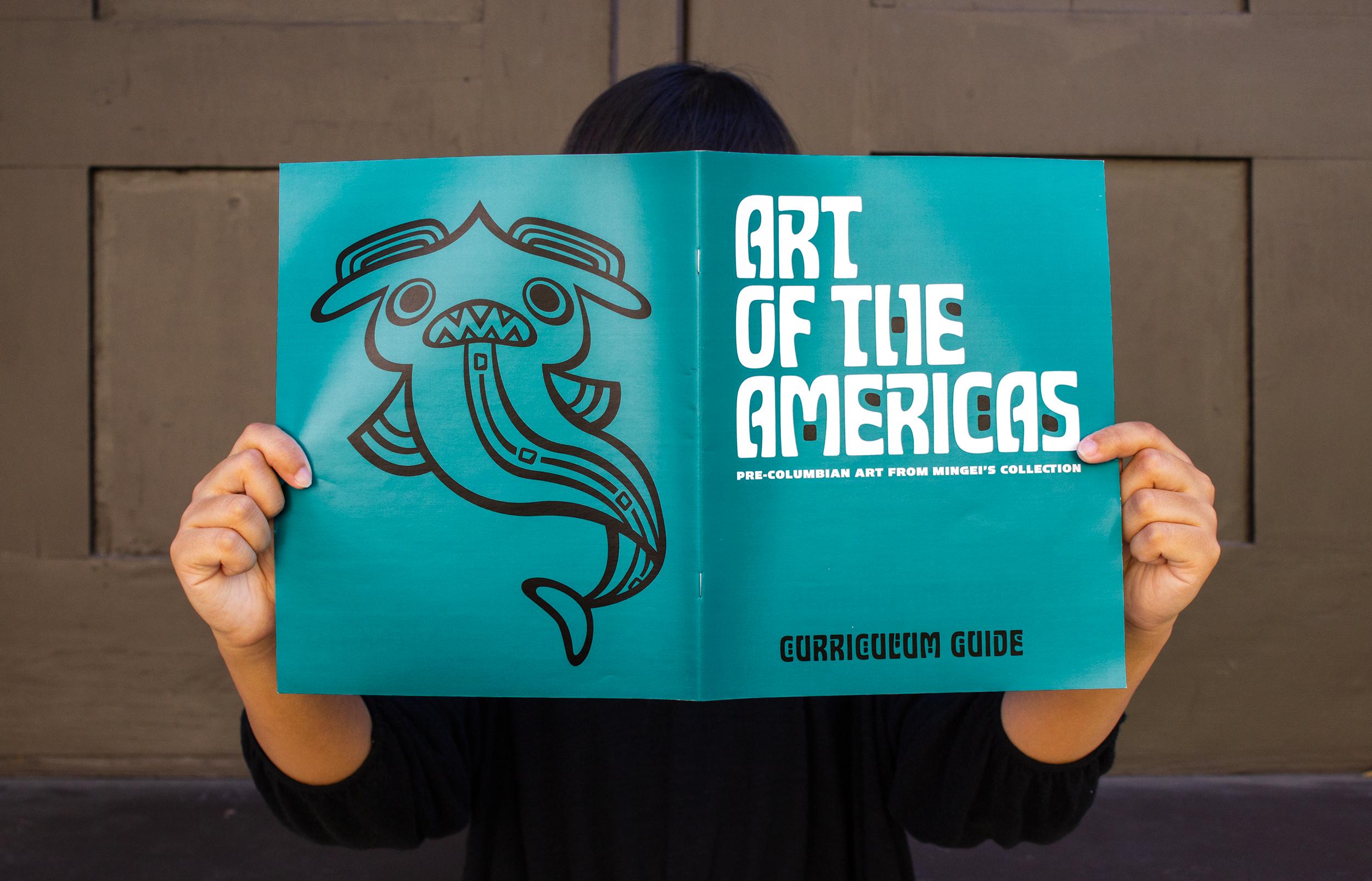 curriculum guide, art of the americas