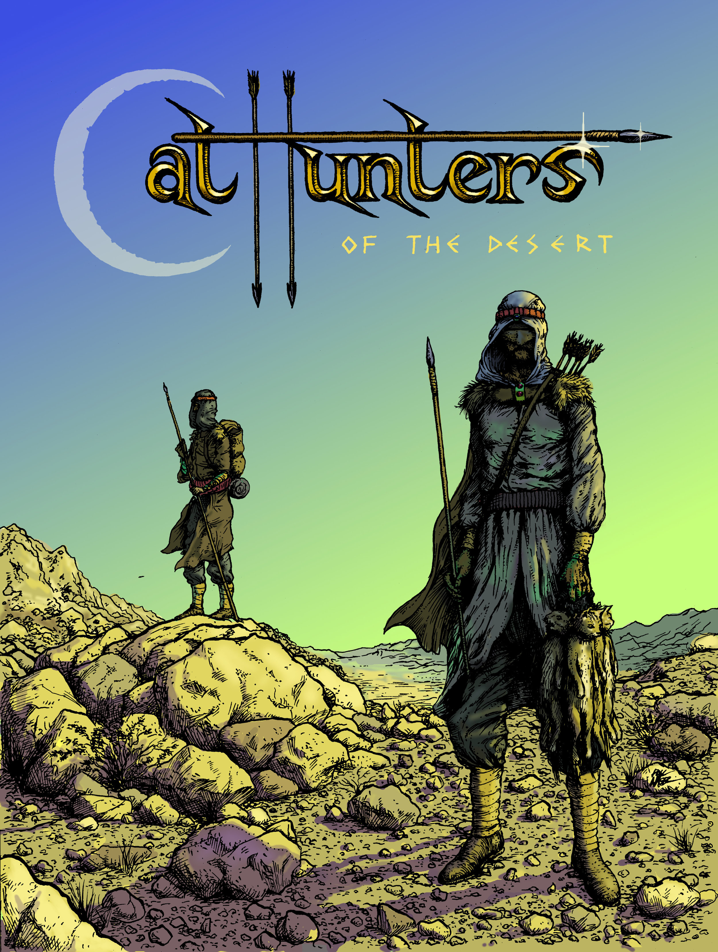 CatHunters cover