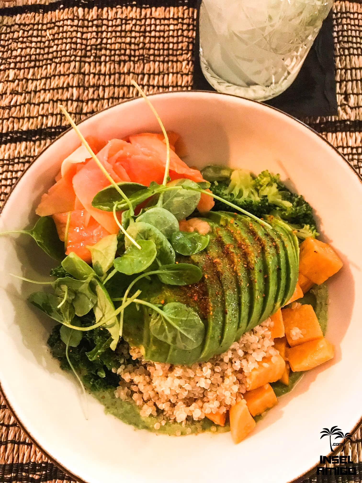 Ronny's Green Super Food Bowl