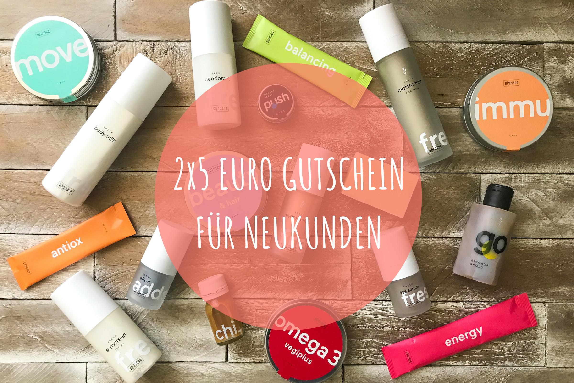 Dein 2x5 Euro Gutschein für Dich als Neukunde - Foto by Inselamigo