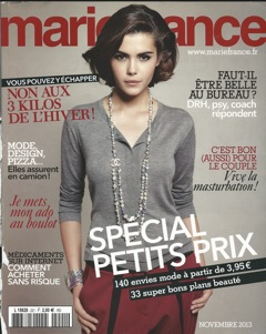 MARIEFRANCE oct 2013 couv