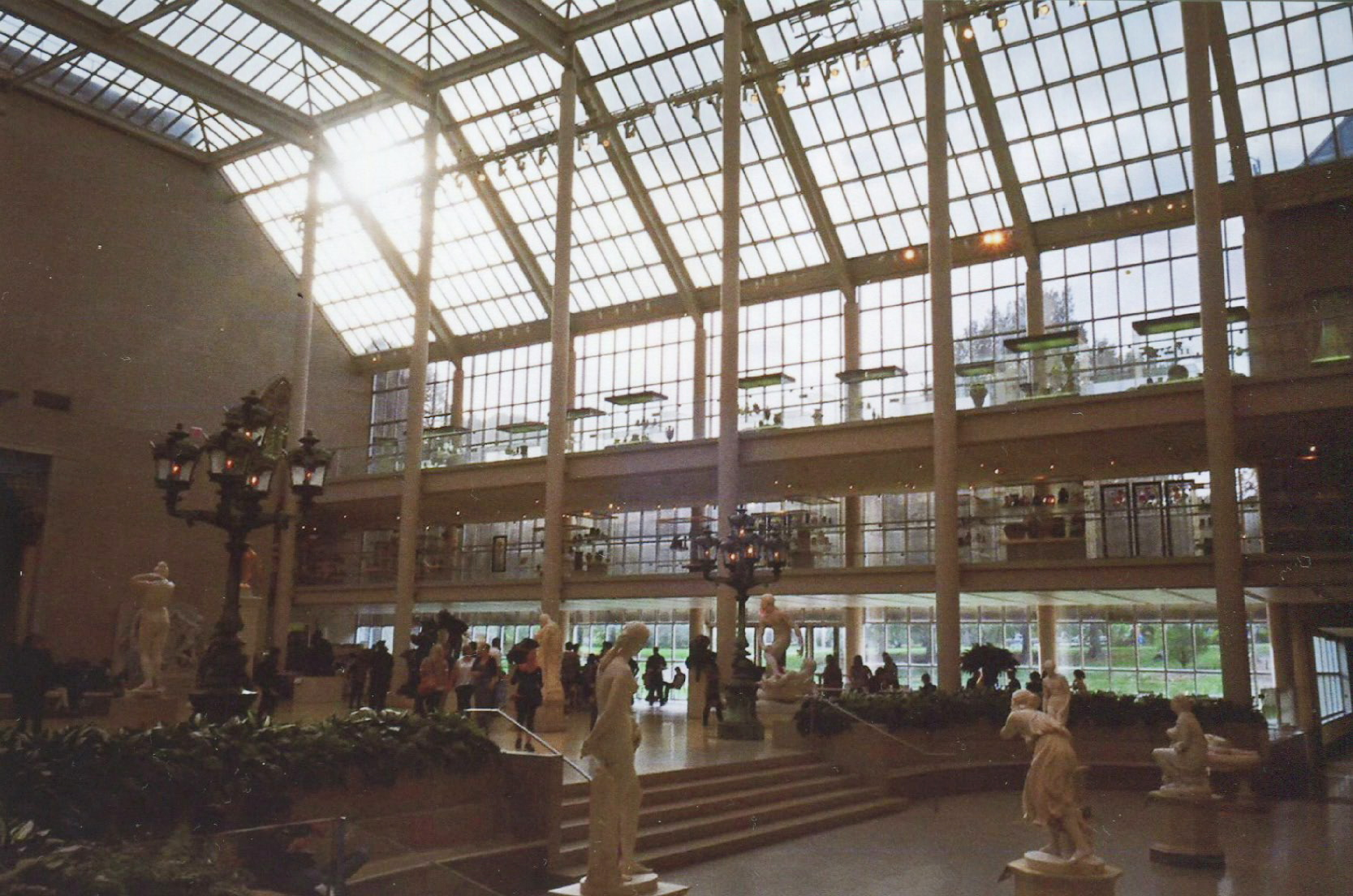 a favorite place | american wing at the metropolitan museum of art