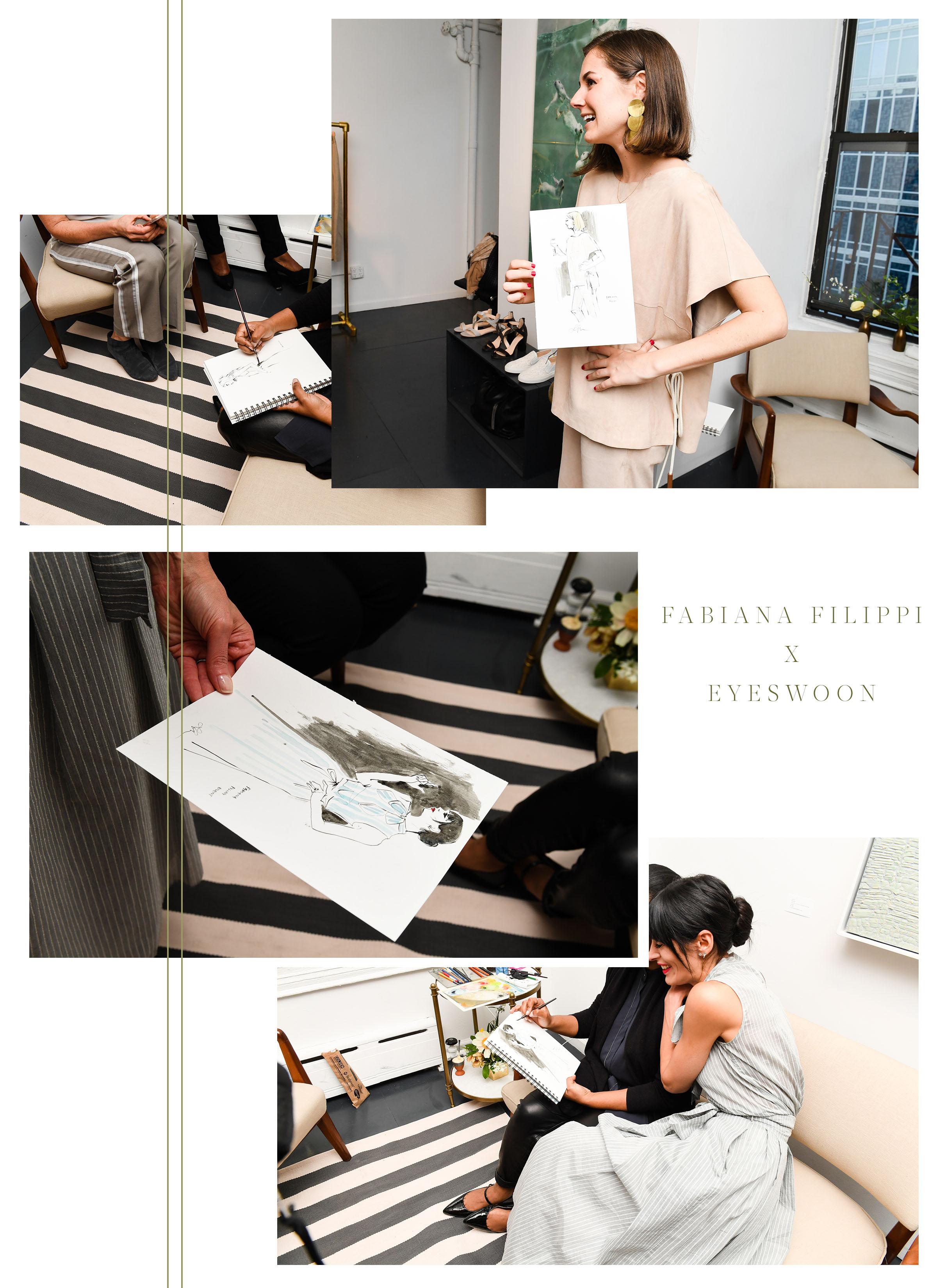 fabiana filippi x eyeswoon fw17 presentation