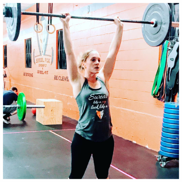 Steel Fox CrossFit Member