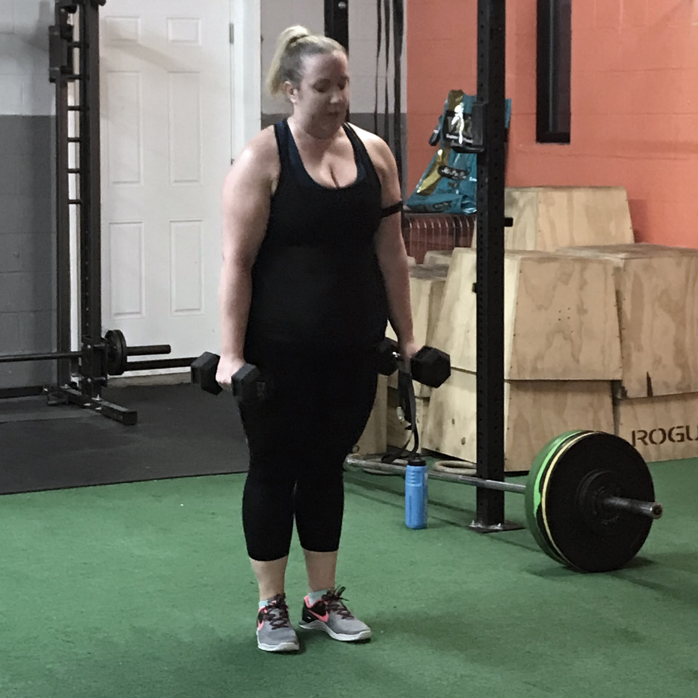 February 2019 Member of the Month: Ashley Griffith