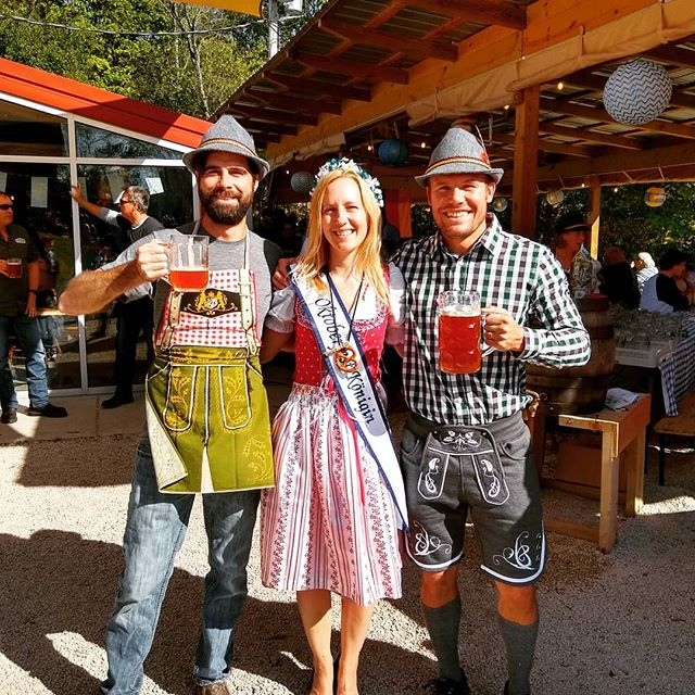 Come join us for another great weekend of Oktoberfest celebrations!  Ein Prosit!