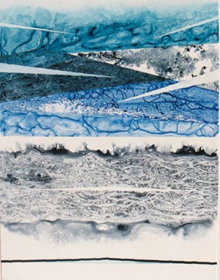 """Nothing But Blue Skies Dimensions: 20"""" x 26"""""""