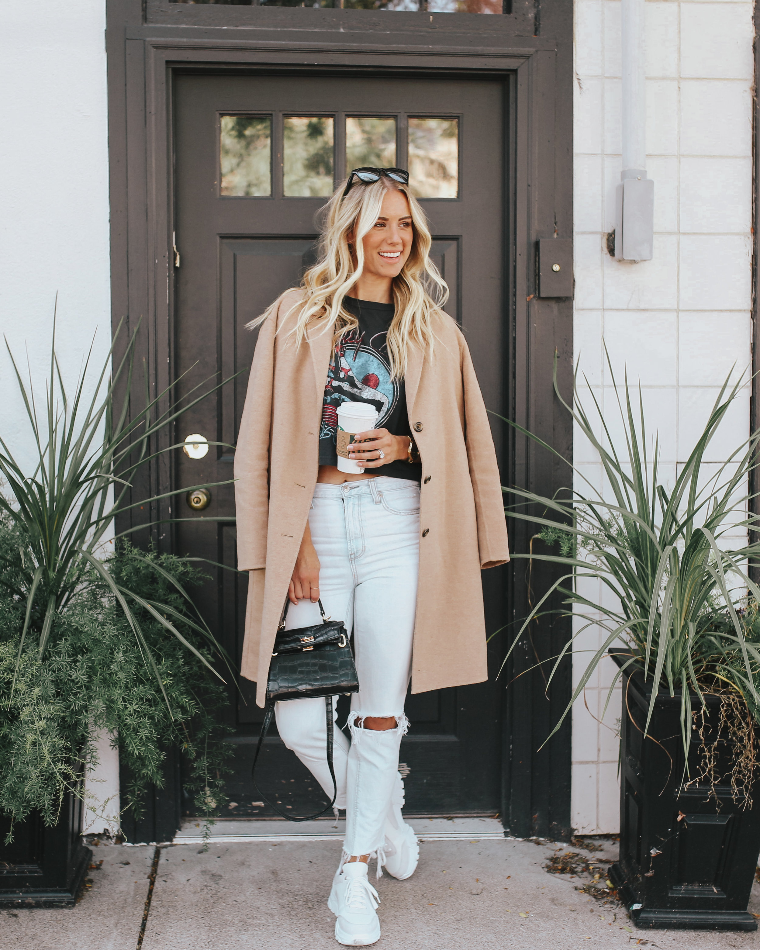 THE ONE COAT YOU NEED FOR FALL