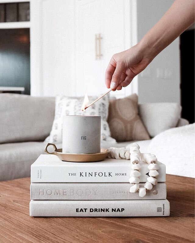 This candle is a whole mood ✨ if there is one point of consistency in our home, it would be a lit candle 🙌🏻 that and pretty neutral coffee table books 🥰 shop all of this decor with this pic at the link in my bio! http://liketk.it/2OQtT @liketoknow.it #liketkit #StayHomeWithLTK #LTKhome #LTKunder50 #homedecor #targetstyle #hearthandhandwithmagnolia #coffeetabledecor #coffeetablestyling #coffeetablebooks #candles #neutraldecor #neutrals #neutralshades