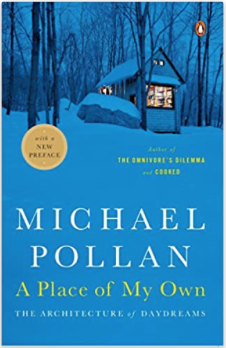 A Place Of My Own - Michael PollenWhen Michael Pollan decided to plant a garden, the result was the acclaimed bestsellerSecond Nature. InA Place of My Own,he turns his sharp insight to the craft of building, as he recounts the process of designing and constructing a small one-room structure on his rural Connecticut property—a place in which he hoped to read, write, and daydream, built with his own two unhandy hands.Michael Pollan's unmatched ability to draw lines of connection between our everyday experiences--whether eating, gardening, or building--and the natural world has been the basis for the popular success of his many works of nonfiction, including the genre-defining bestsellersThe Omnivore's DilemmaandIn Defense of Food. With this updated edition of his earlier bookA Place of My Own, readers can revisit the inspired, intelligent, and often hilarious story of Pollan's realization of a room of his own--a small, wooden hut, his