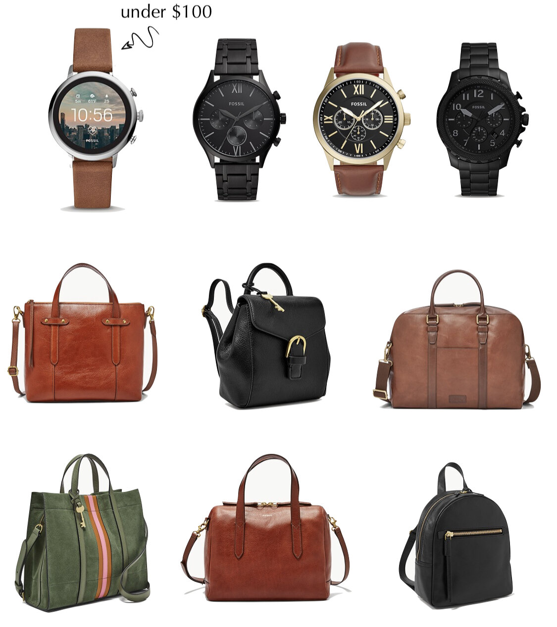 40% OFF ALMOST EVERYTHING AT FOSSIL