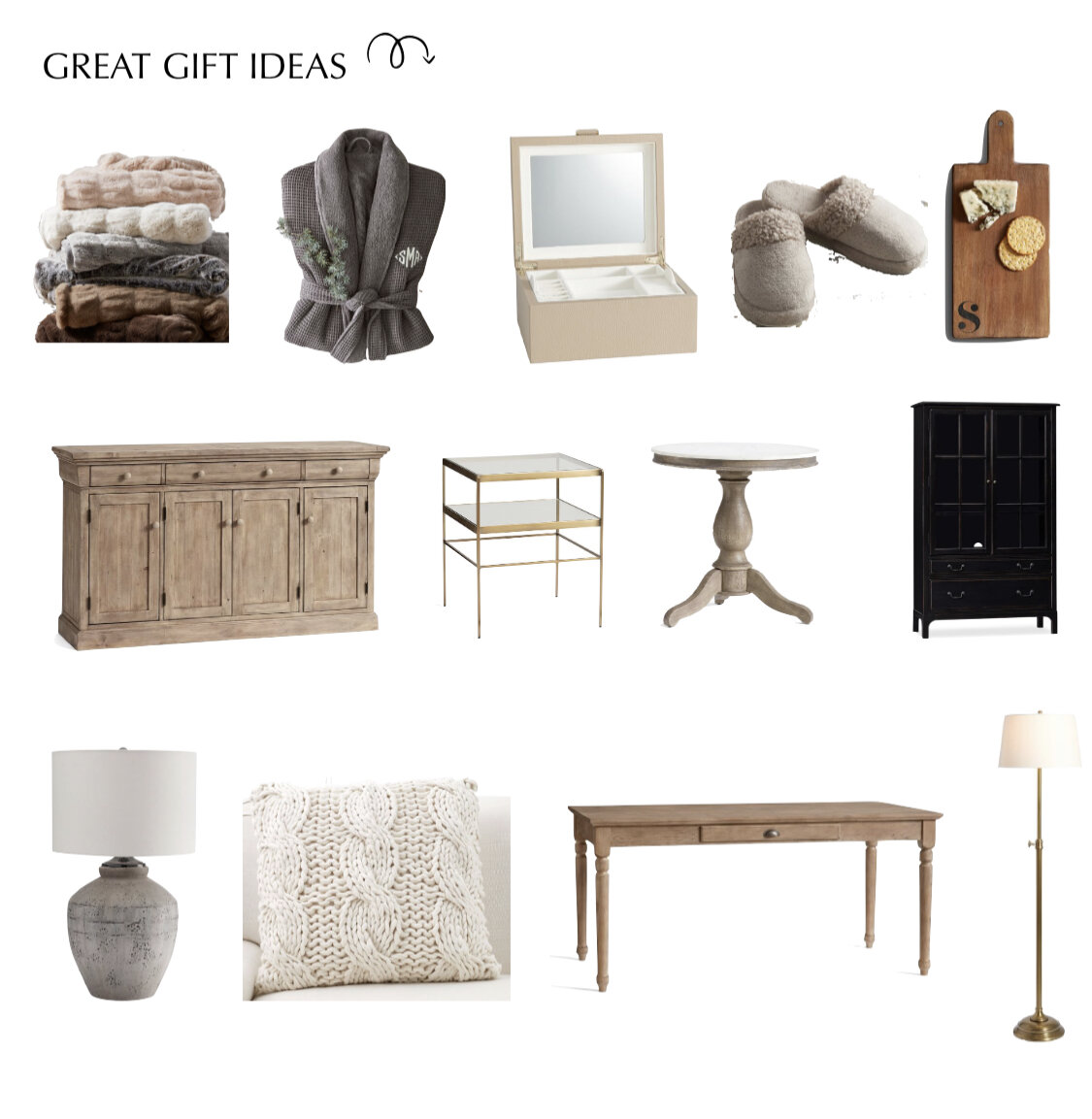 UP TO 25% OFF AT POTTERY BARN