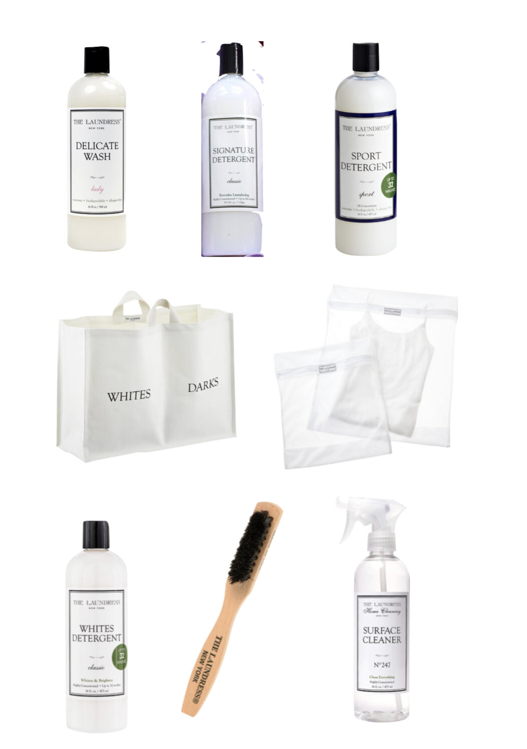 25% OFF THE LAUNDRESS PRODUCTS