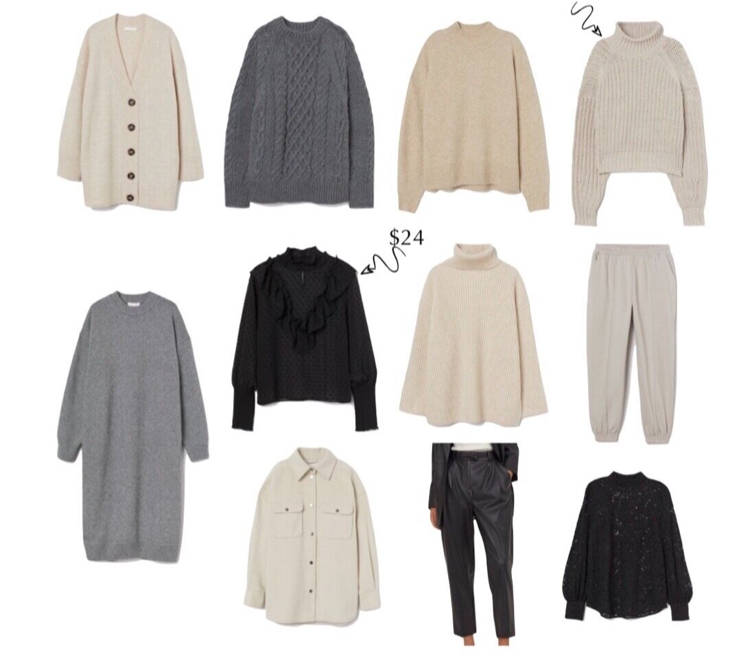 30% OFF EVERYTHING AT H&M