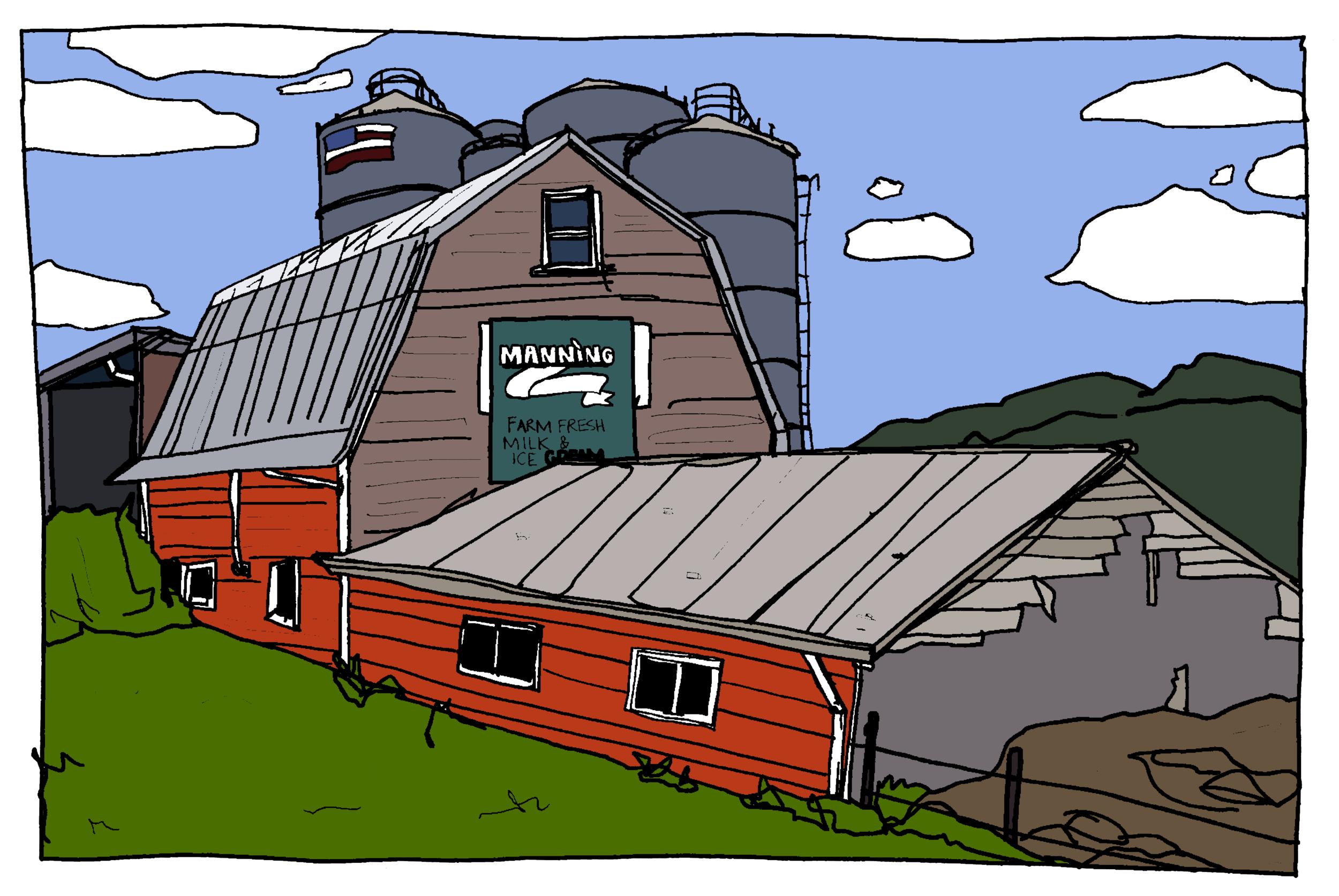 Manning Farm Dairy