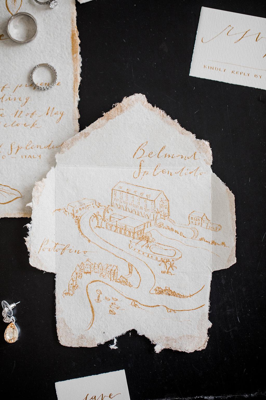 the Marthy's vintage garden wedding planner italy tuscany toscana portofino belmont splendido destination stationerey3.jpg