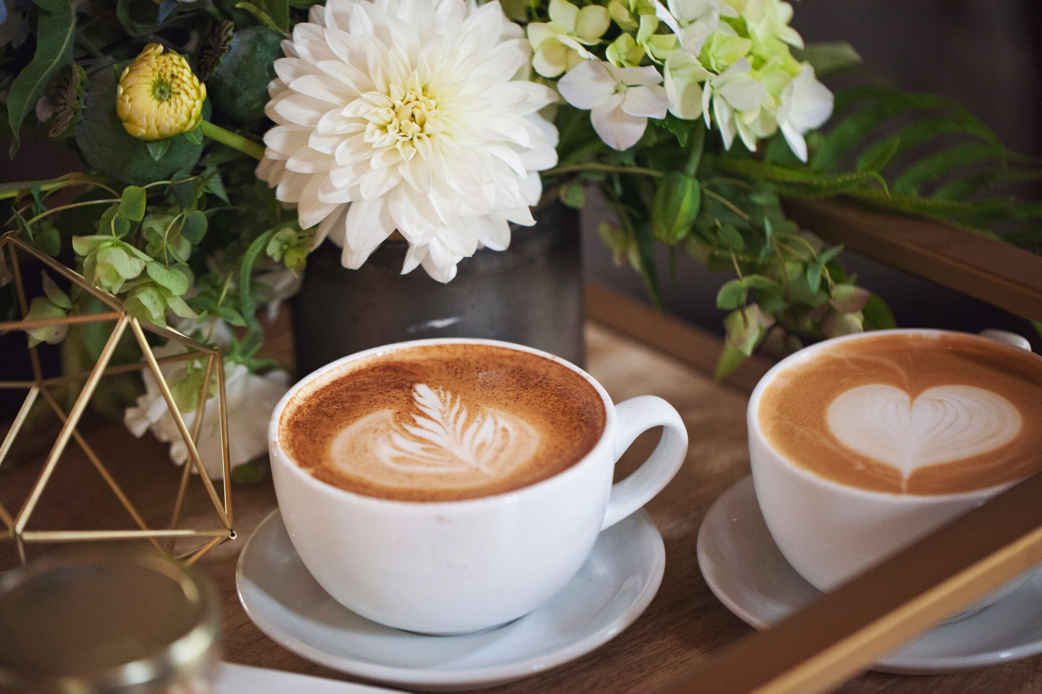 Latte Art Love by Espresso Elegance Catering