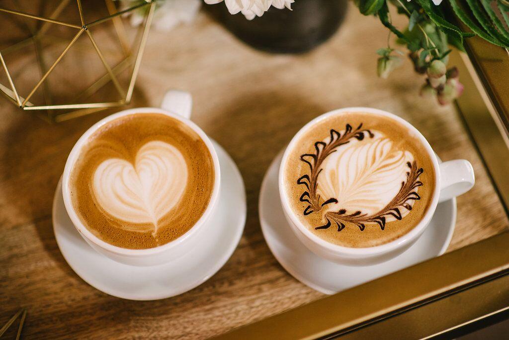 Espresso Catering Latte Art
