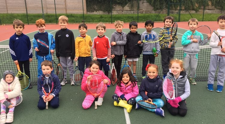 JUNIOR COACHING -