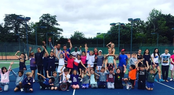 October Half Term Camp Offer 🎾 10% off if you book and prepay before Friday 18th October. For week commencing Monday 28th October - Friday 1st November.  #tenniscamp #holidaycamp #beckenham #bromley #beckenhammums #bromleymums #juniortennis #tennis