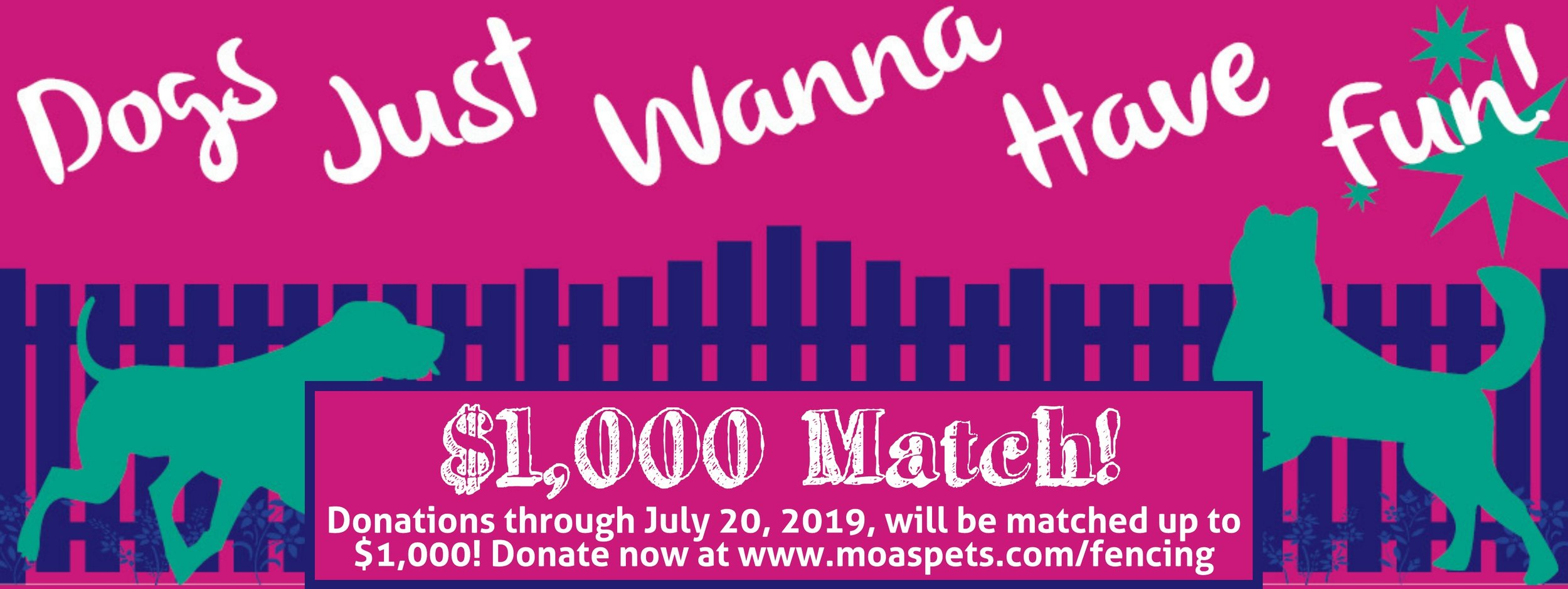 Fence Fundraiser - $1000 match.jpeg