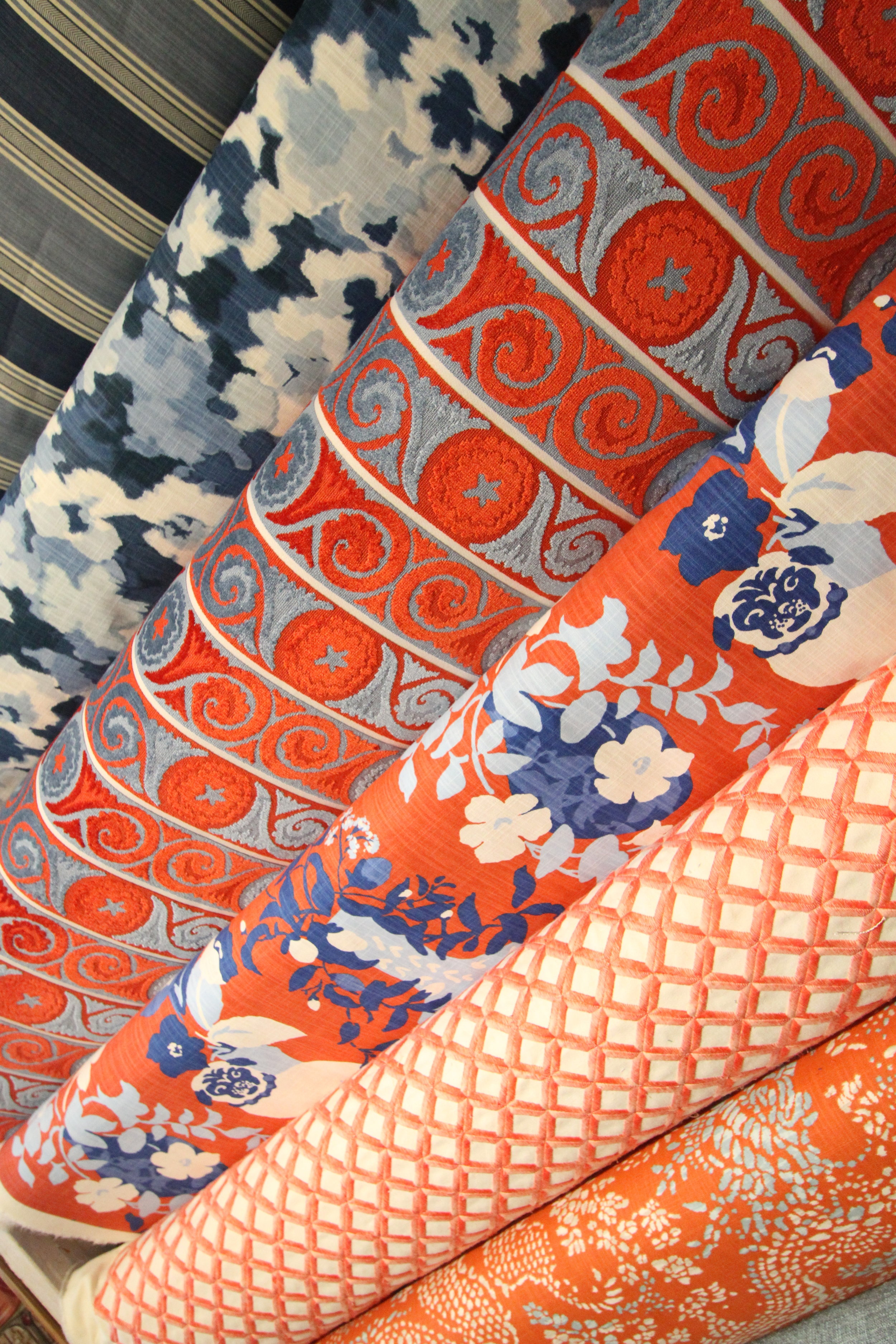 Upholstery Fabric Mill Outlet Village