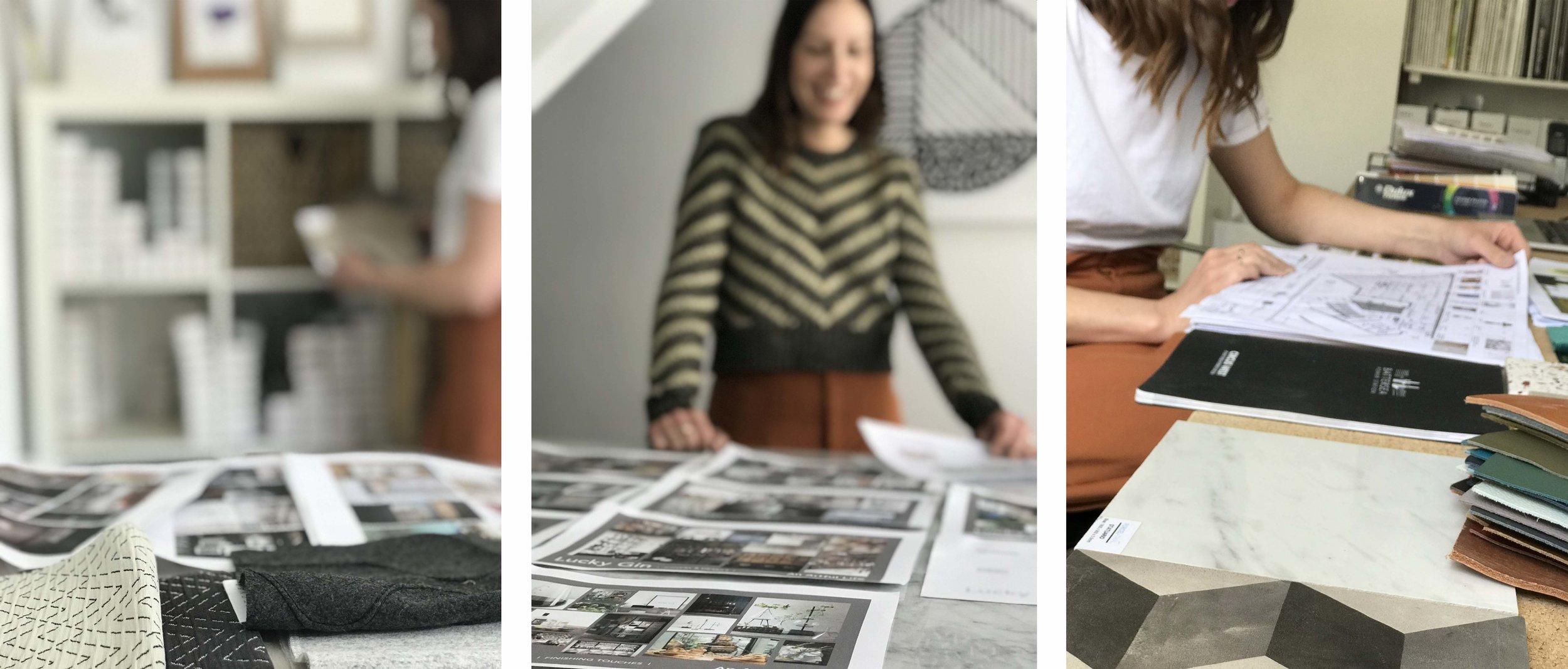 Kate Whitfield. Interior architect. Interior designer.