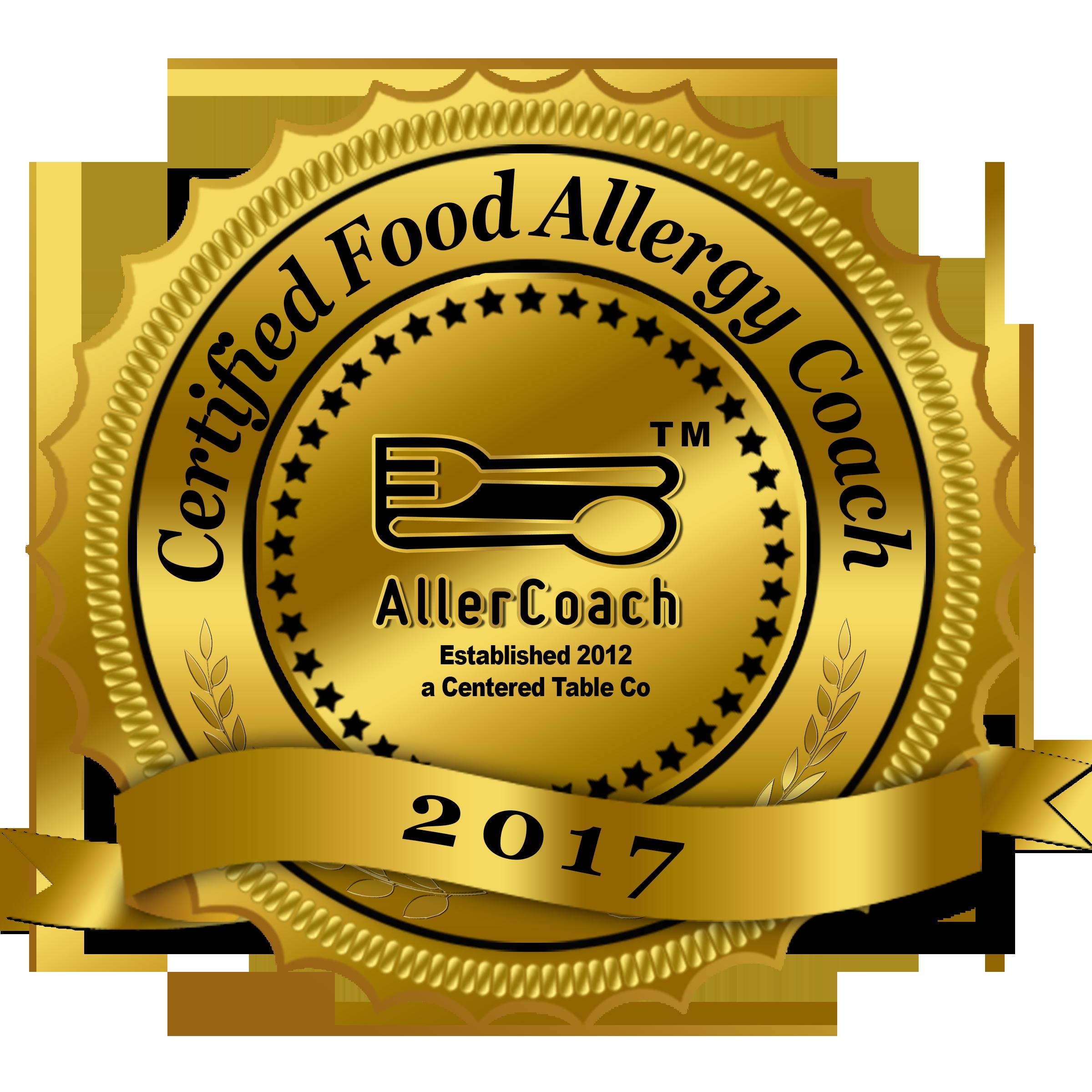 Certified AllerCoach Canada