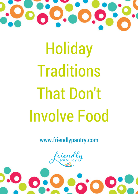 Holiday Traditions for Food Allergy Families