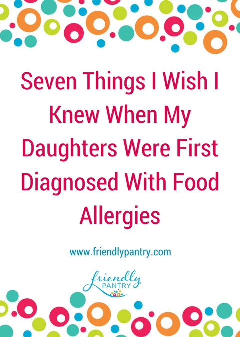 Comfort after food allergy diagnosis