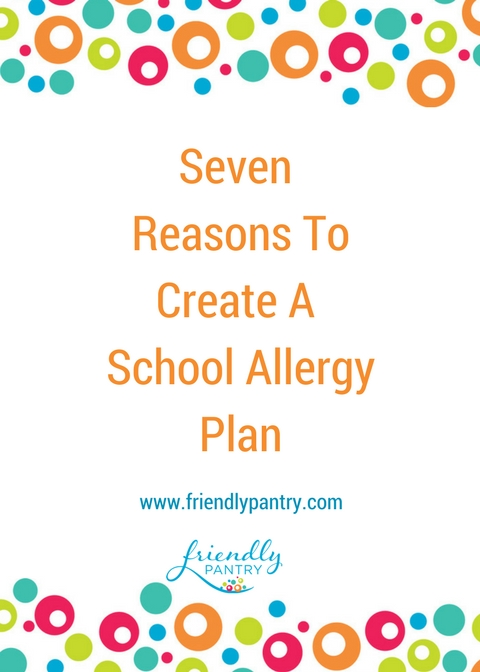 Food Allergy Risk At School