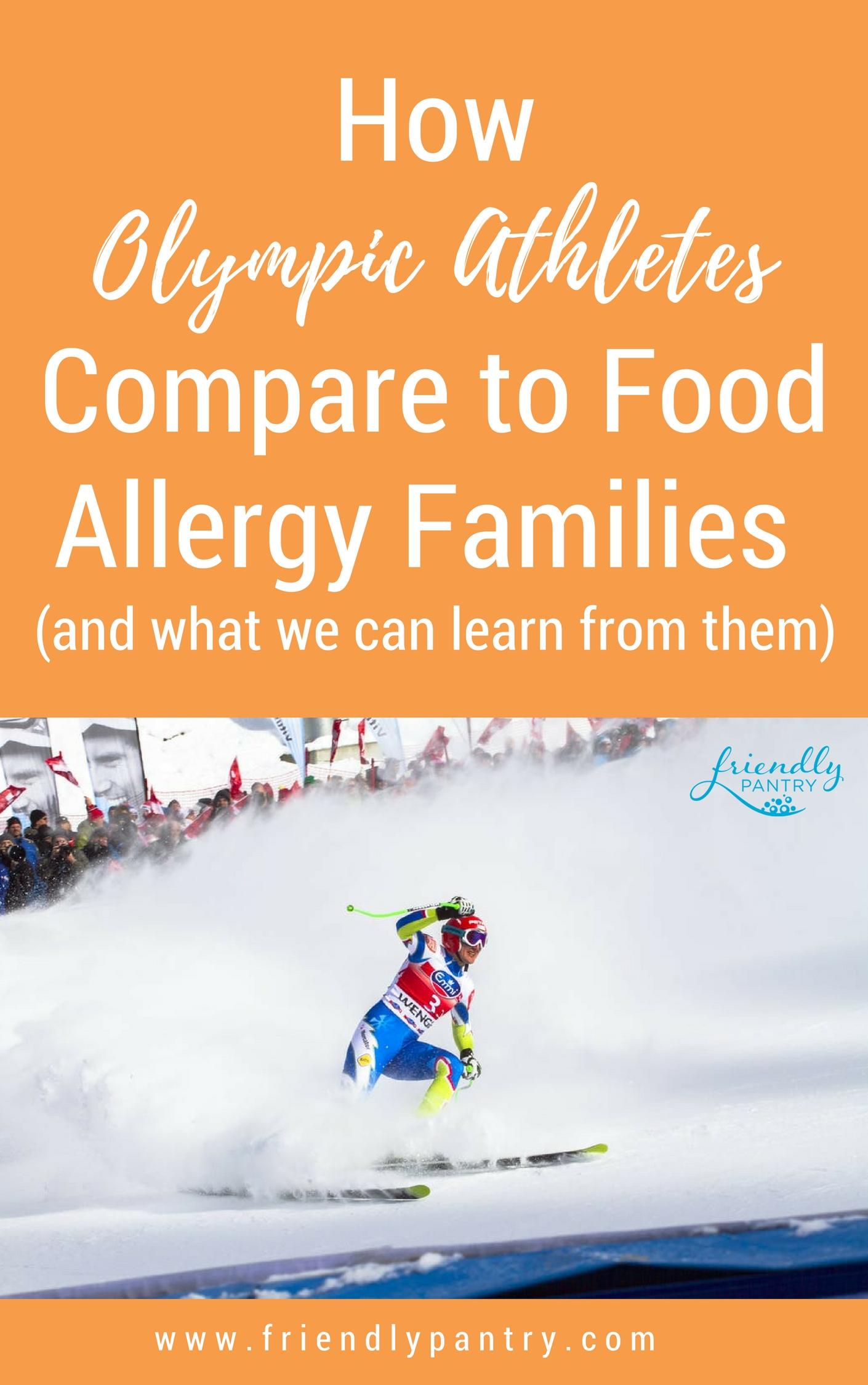 Food Allergy Encouragement
