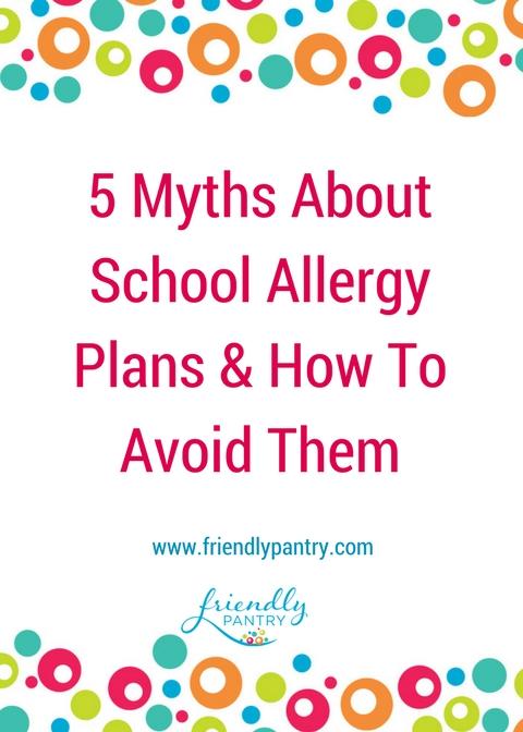 School Allergy Safety