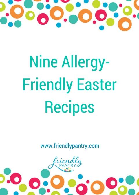 Family Easter Recipes for Kids