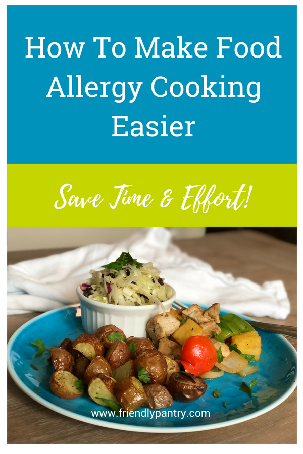 You don't need to order a meal planning service for your special diets. This food allergy meal planner does the work for you!