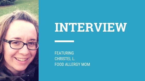 Interview with a food allergy mom and how she gets allergy eats on the table every single day.