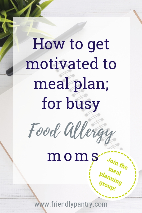 Motivational ideas to create a food allergy diet plan for allergy eats
