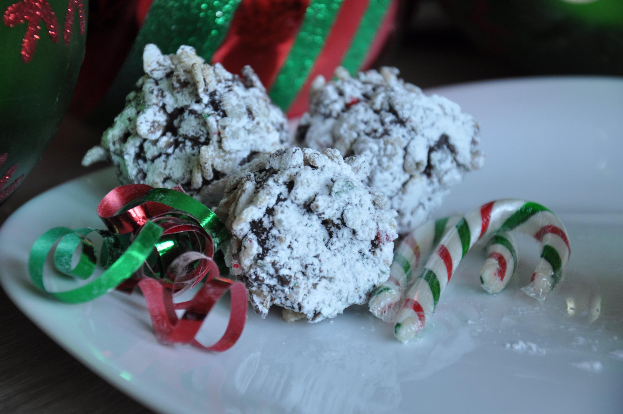 Delicious top allergen free holiday treats