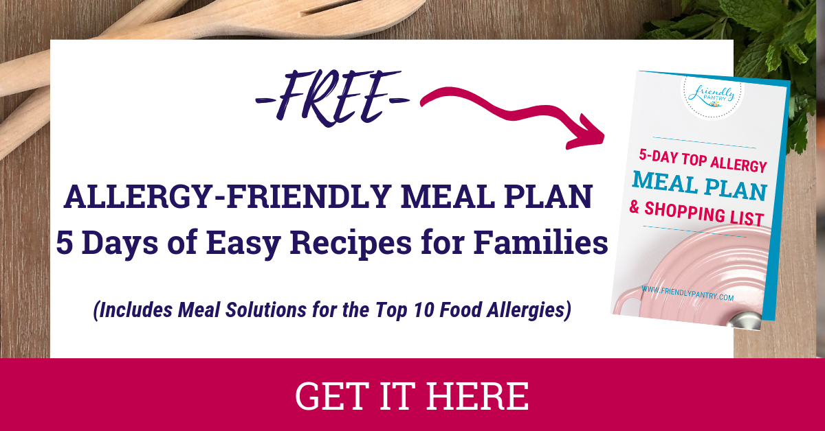Allergy eats for those who need a fare allergy plan or a food allergy action plan.