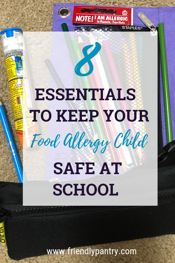 Food Allergy Aware in the Classroom