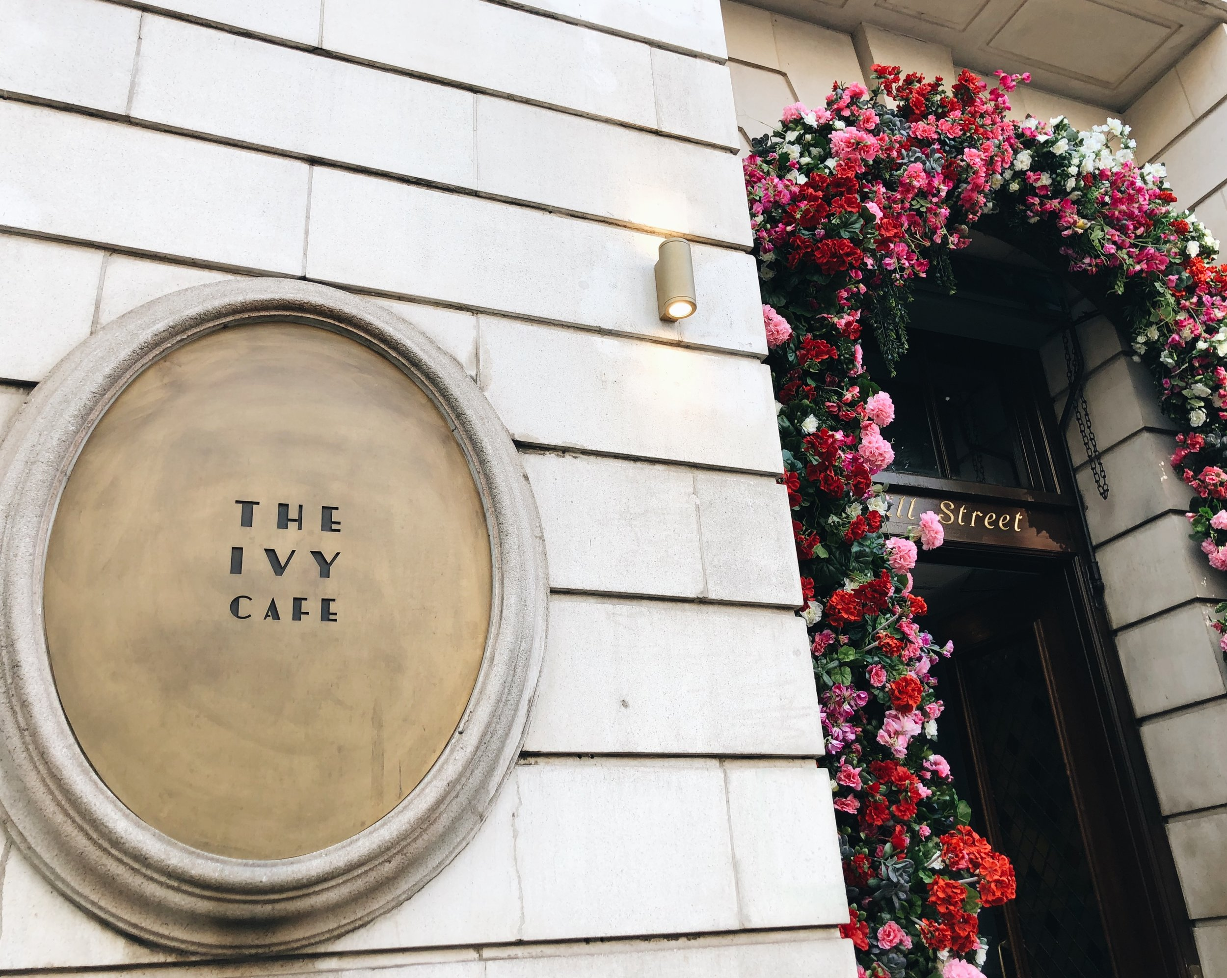 The Ivy Cafe, Richmond