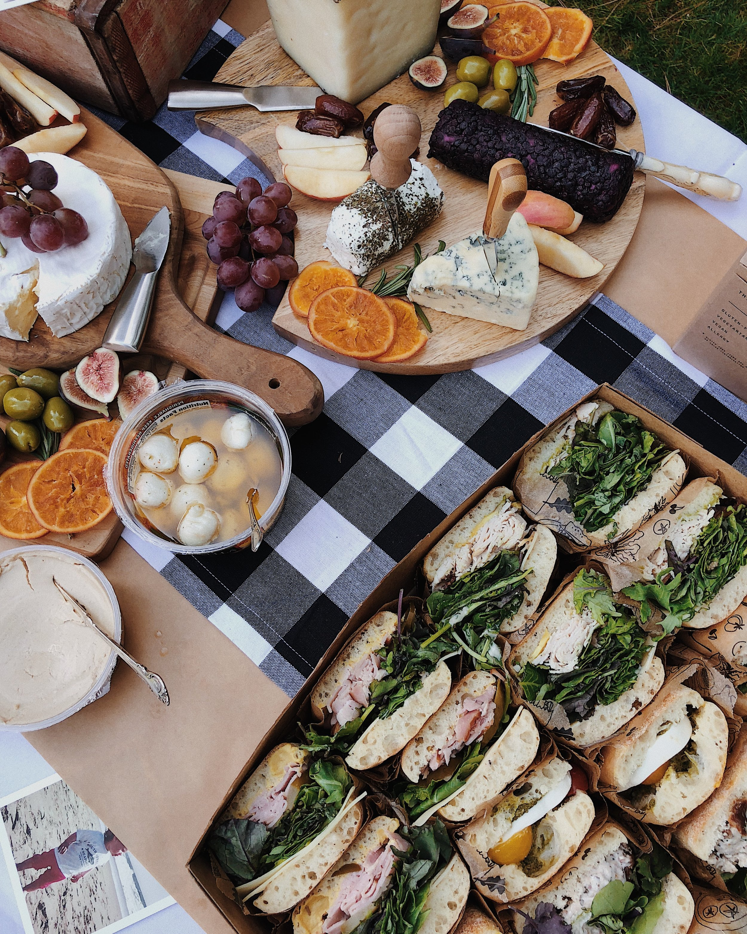 Catering from Homegrown