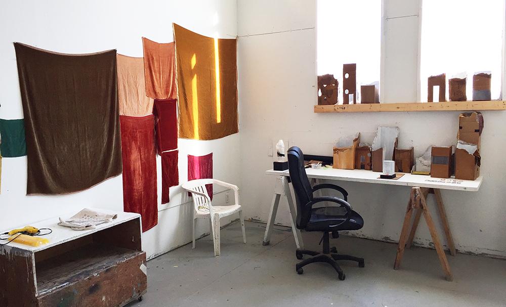 MJ Tyson Vermont Studio Center