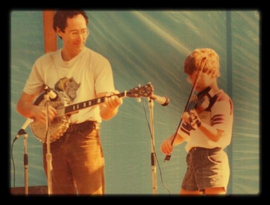Bruce and Jason circa 1987